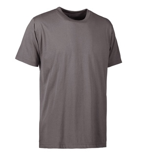 Pro Wear T-Shirt light 0310 Silber grau  Front