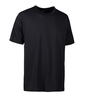 Pro Wear T-Shirt light 0310 Schwarz  Front