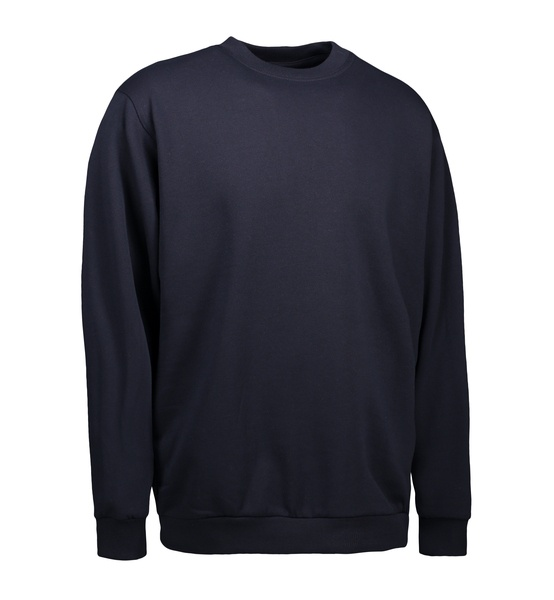 Pro Wear klassisches Sweatshirt 0360 Navy  Front